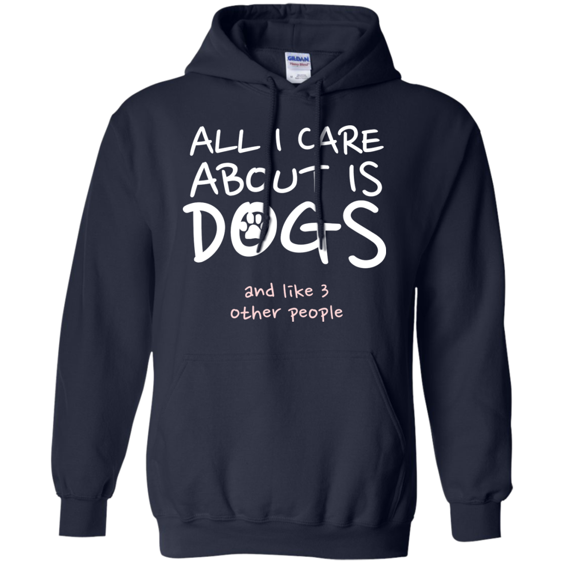 All I care about is my dog and like three people T-Shirts & Hoodies - The Sun Cat