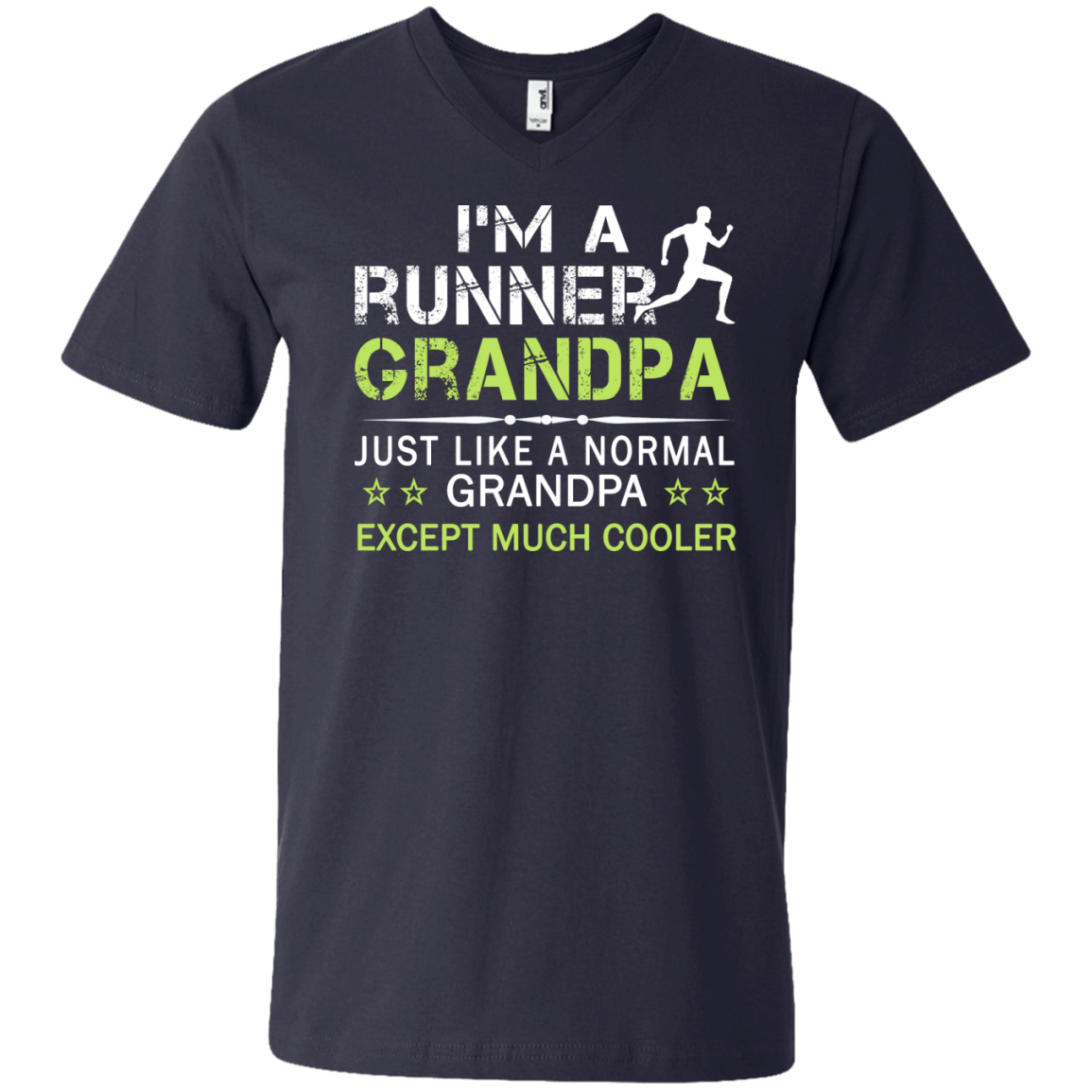 I'm A Runner Dad Just Like A Normal Dad T-Shirts - The Sun Cat