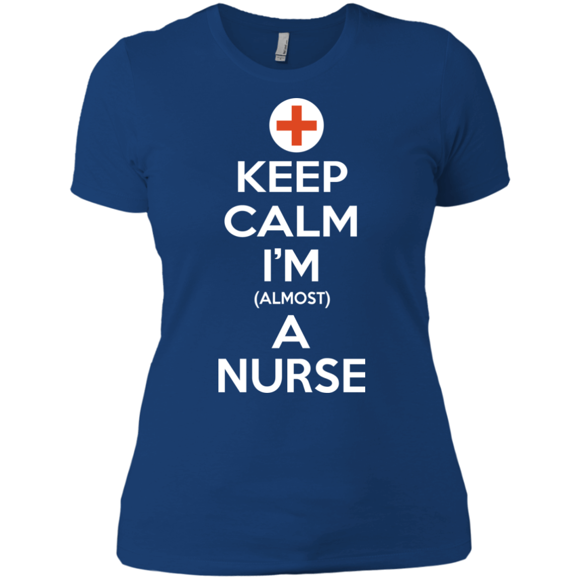 Keep Calm I'm(ALMOST) A Nurse - The Sun Cat