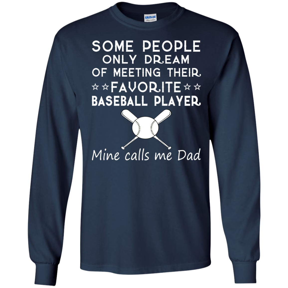 BASEBALL DAD T-Shirts and Hoodie - The Sun Cat