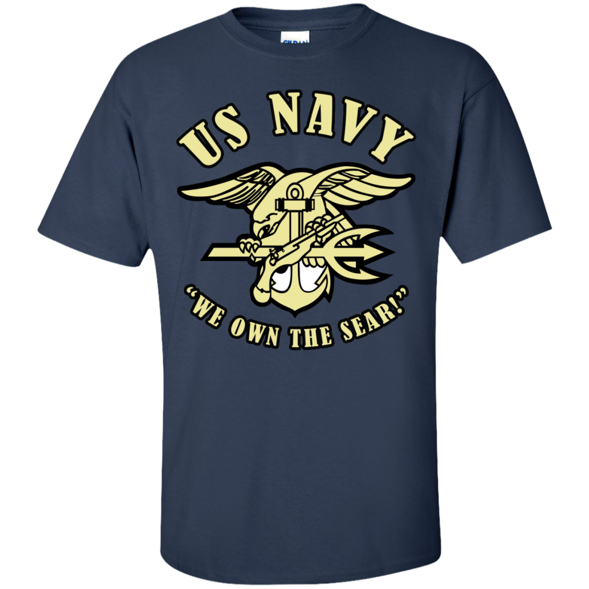 "US NAVY ""We Own The Sear!"""