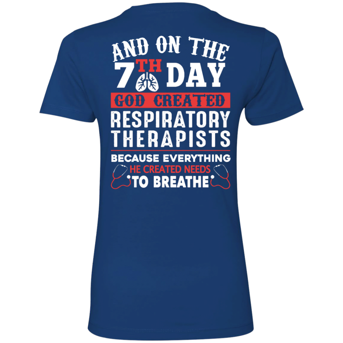 And on the 7Th Day GOD CREATED Respiratory Therapists Because Everything He Created Needs To Breathe - The Sun Cat