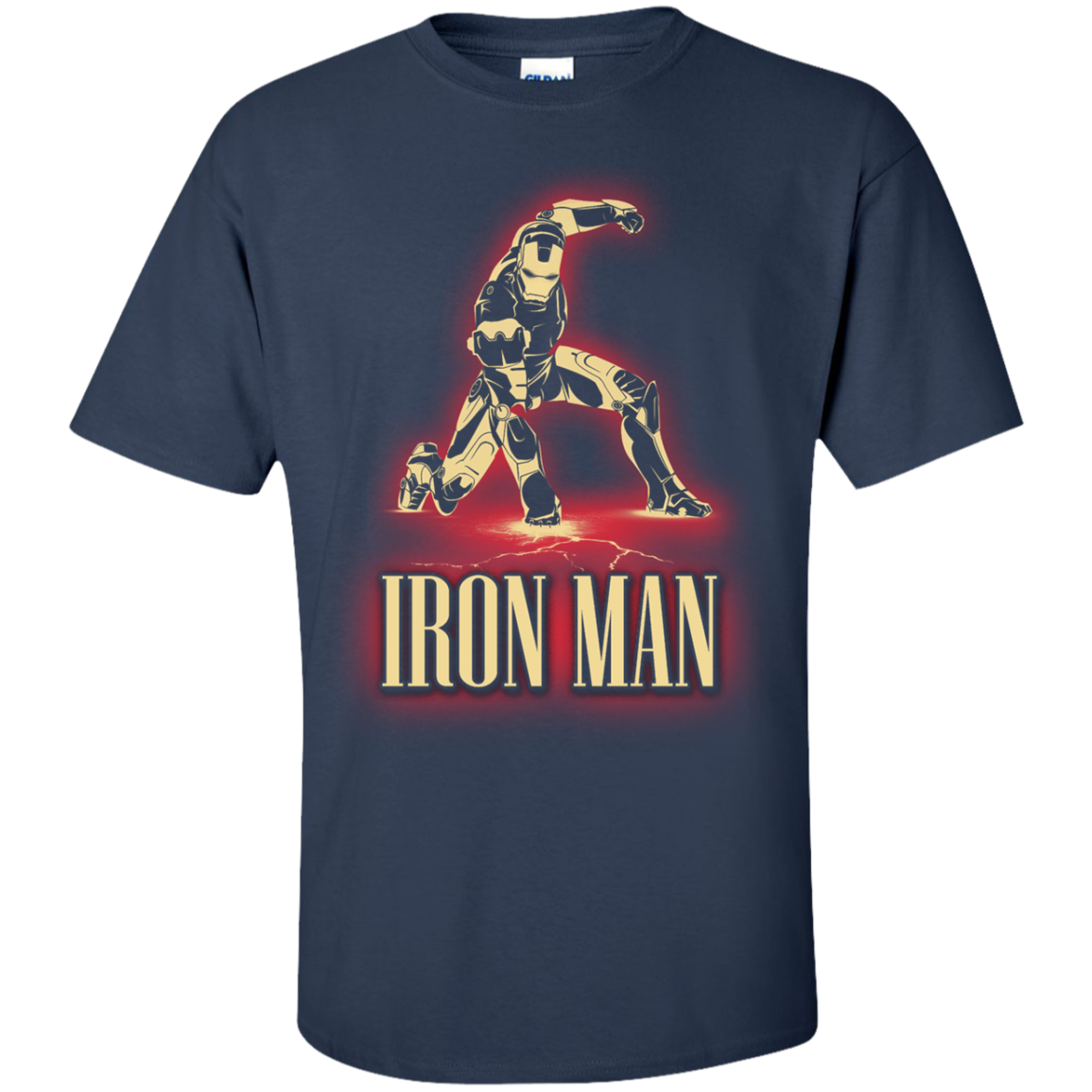 Iron Man T-Shirts - The Sun Cat