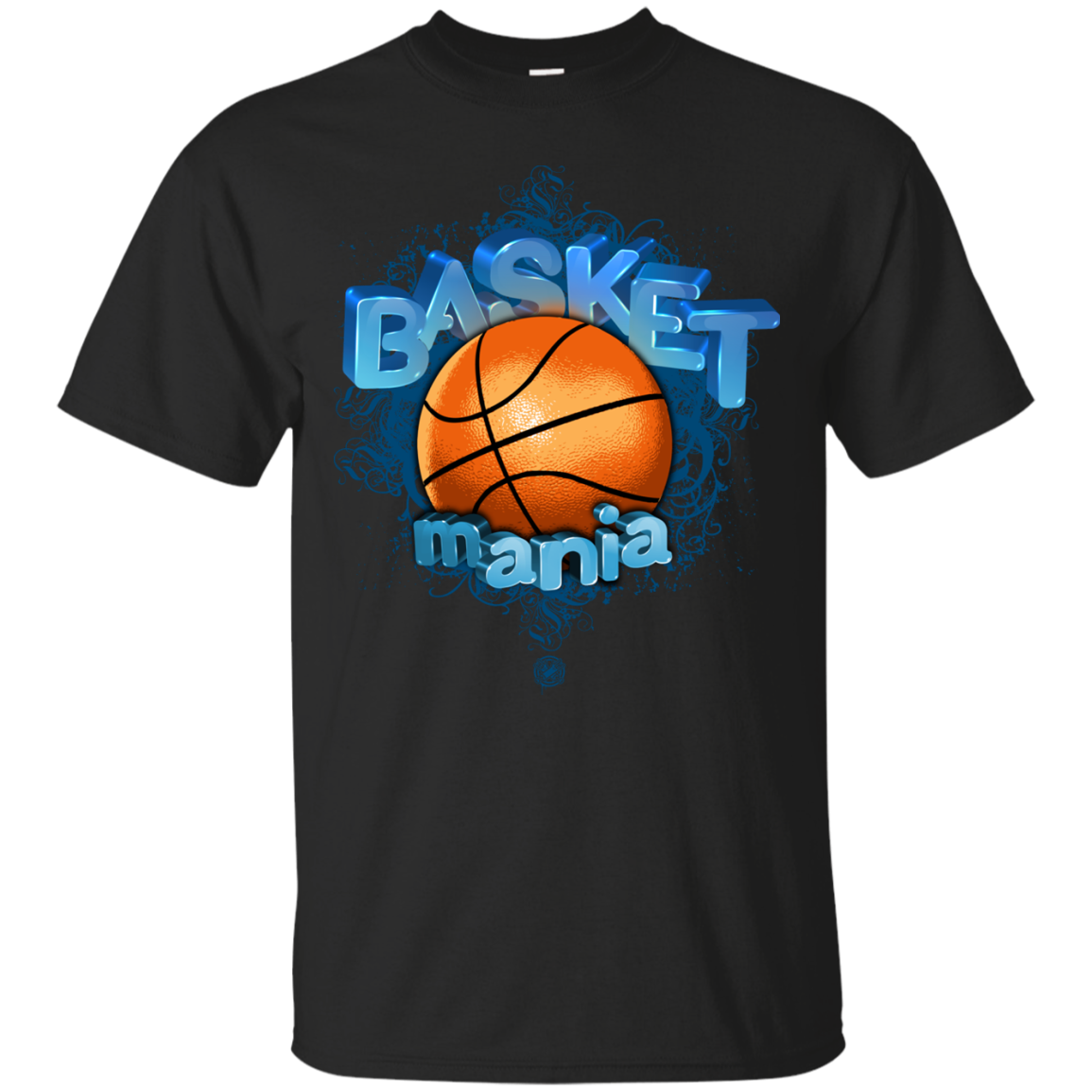 Basketmania T-Shirts and Hoodie