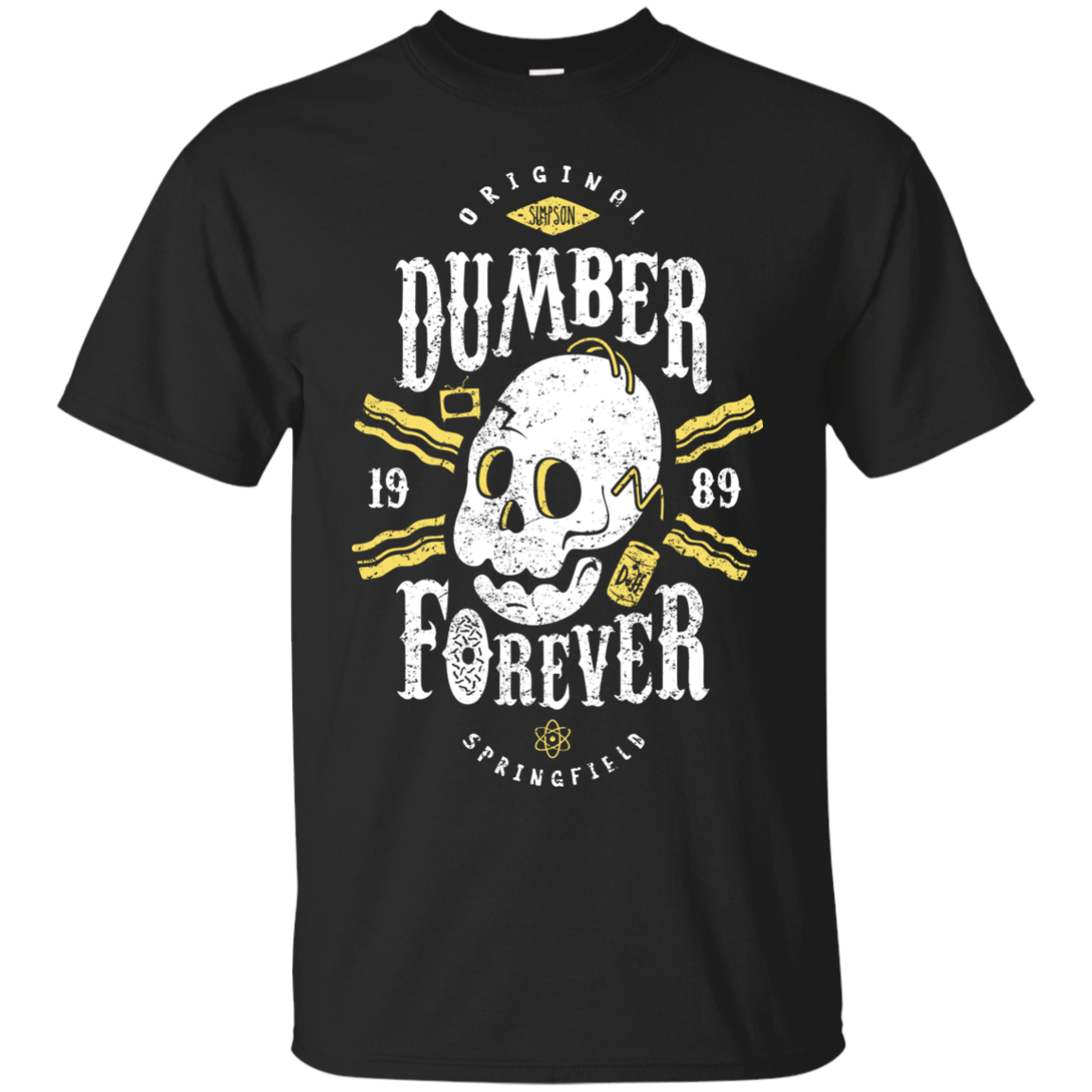 Dumber Forever Matching Family T-Shirts