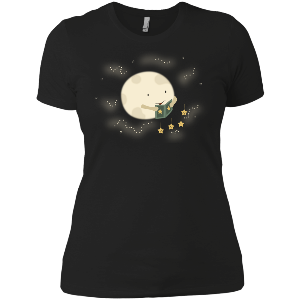 Bedtime Stories Matching Family T-Shirts - The Sun Cat