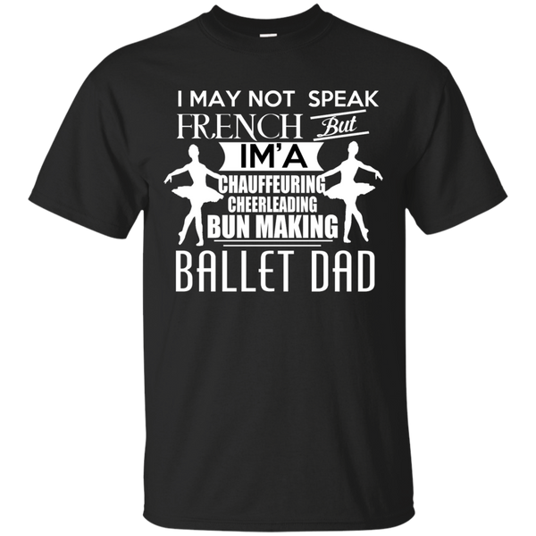 Ballet Dad Matching Family T-Shirts - The Sun Cat