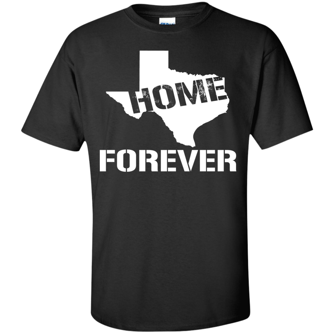 Home Forever Texas Tees For Men & Women