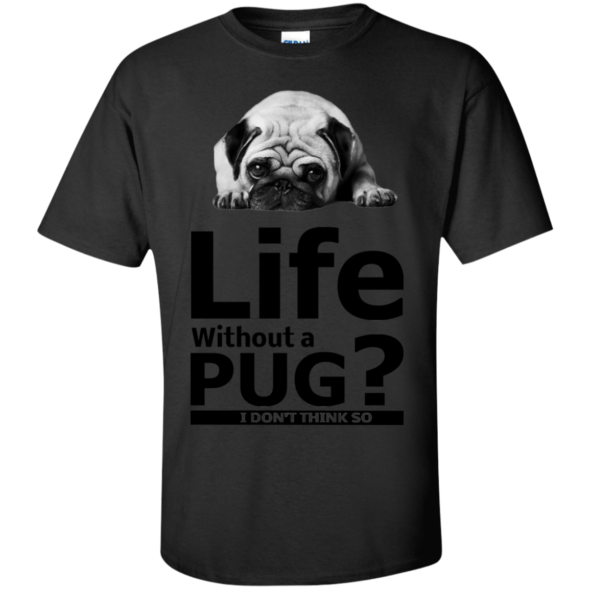 LIFE WITHOUT A PUG ? I DON'T THINKS SO