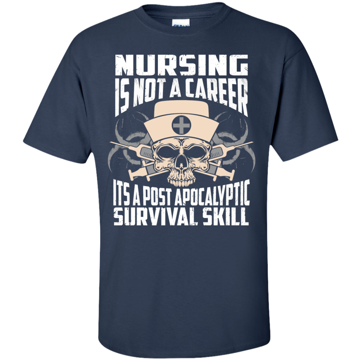 Nursing is NOt A Career it's a post apocalyptic Survival Skill - TheSunCat.com - 4