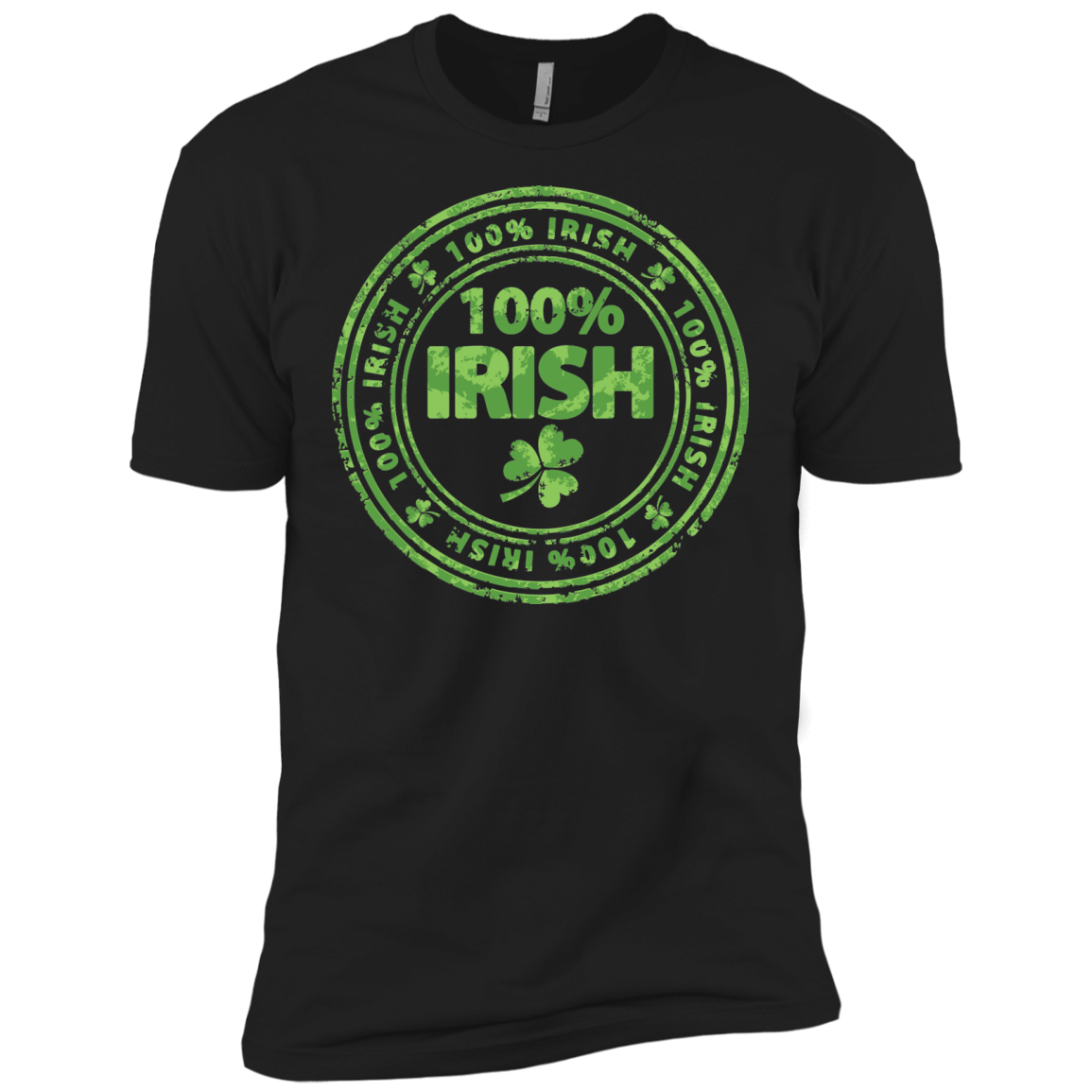 100% irish T-Shirts - The Sun Cat