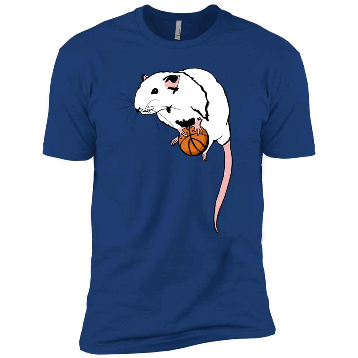 Basketball Rat T-Shirts and Hoodie - The Sun Cat