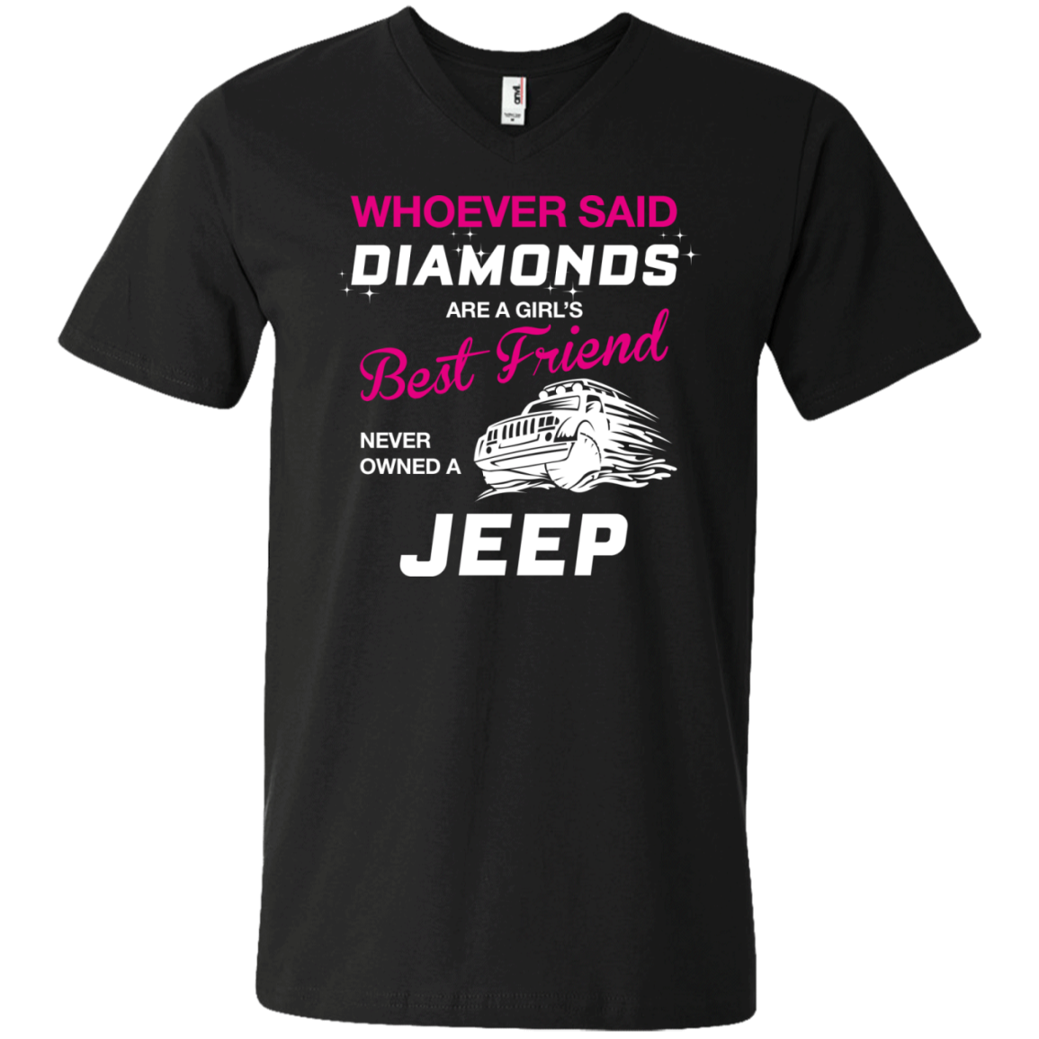 Whoever said DIAMONDS are a girl's Best Friend never owned a JEEP - TheSunCat.com - 7
