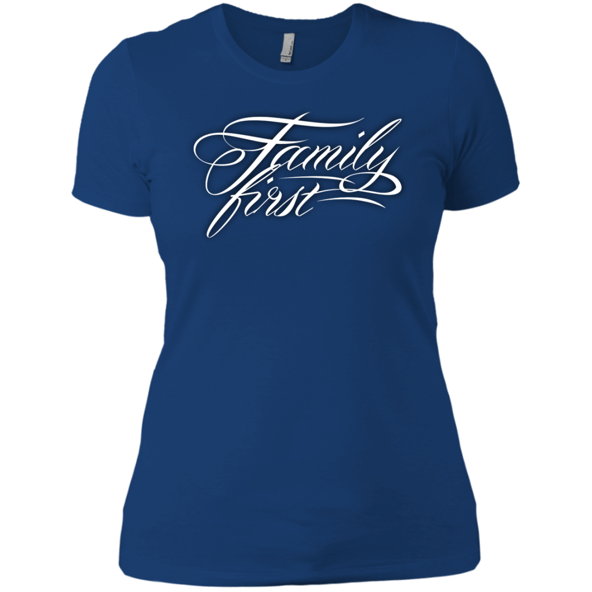 Family First Matching Family T-Shirts - The Sun Cat