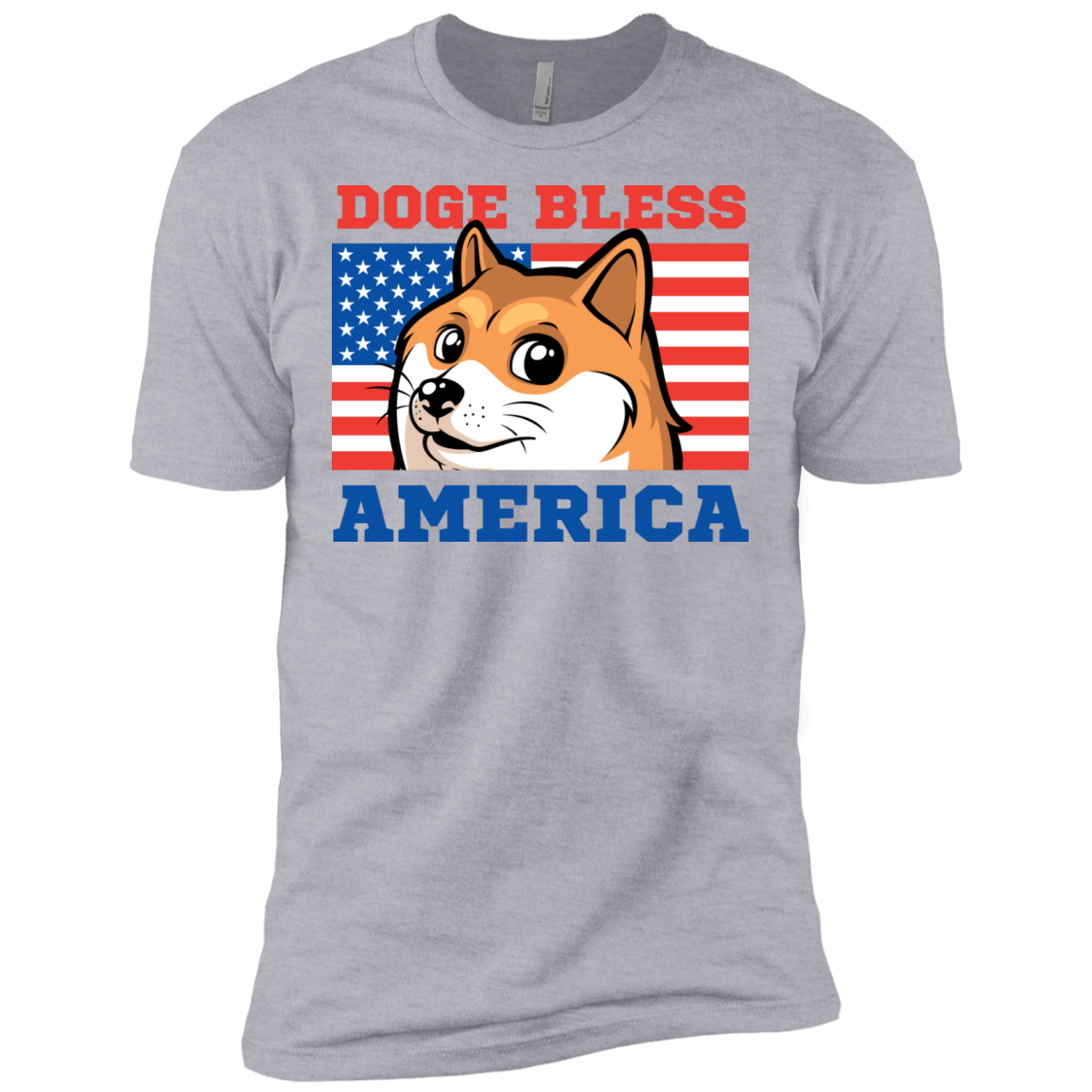 Doge Bless America - The Sun Cat