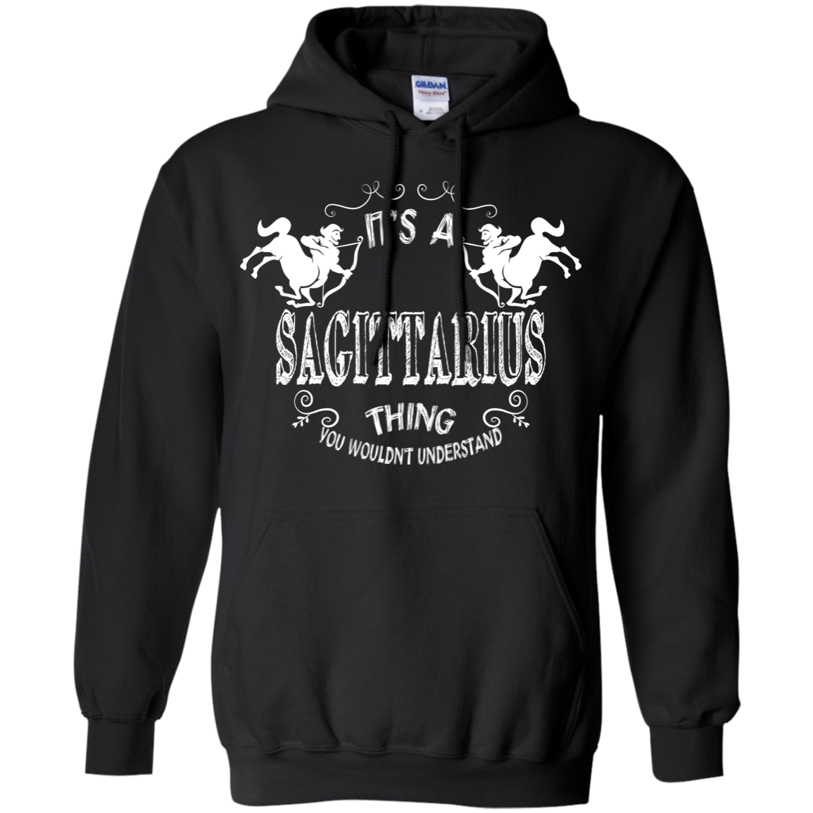 Sagittarius It's a Thing You Wouldn't Understand Name T Shirt