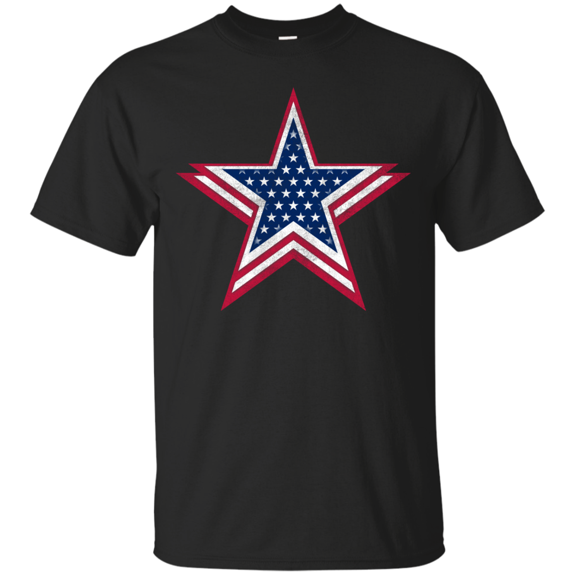 4th of July Big star 3 T-Shirt & Hoodie, Sweatshirt