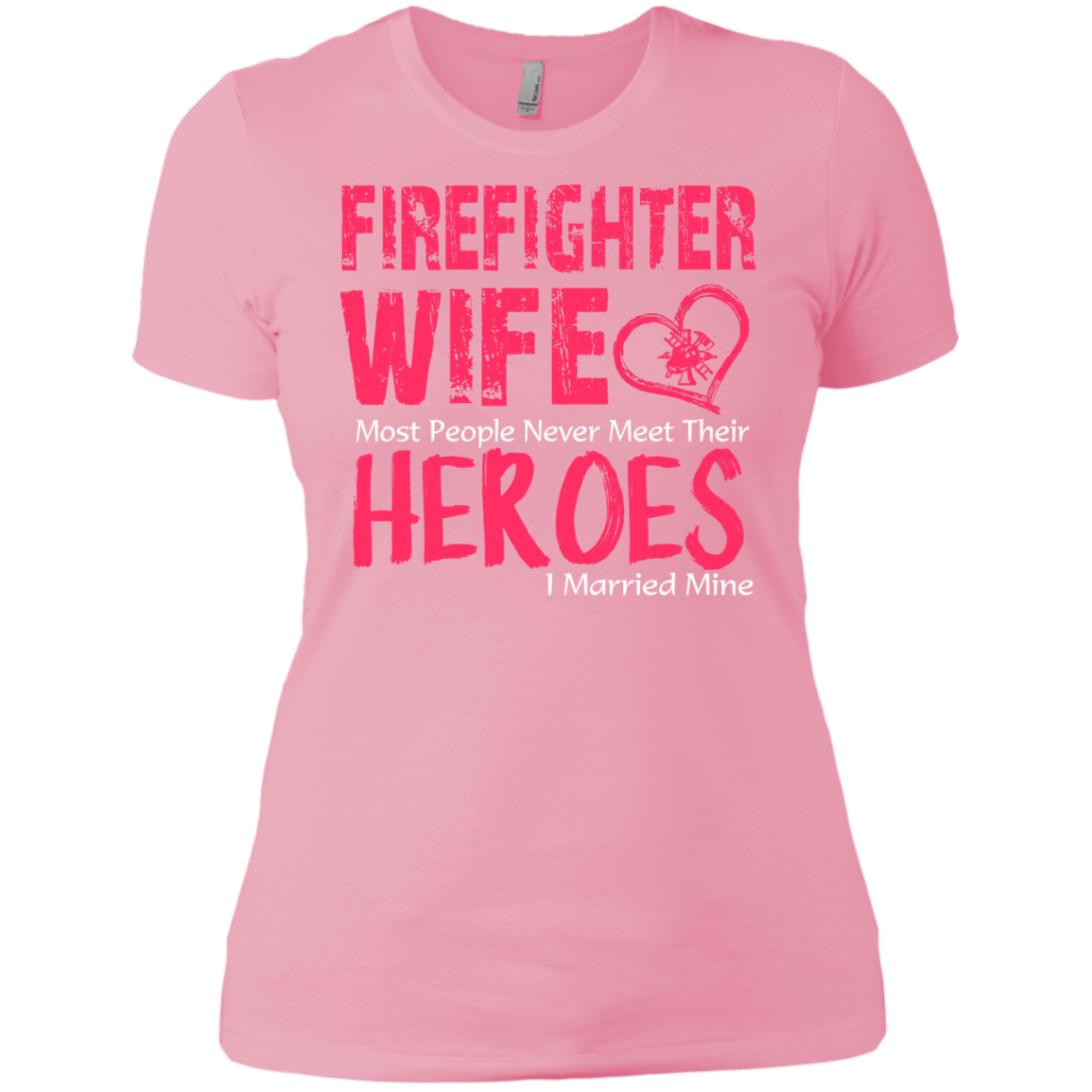 FIREFIGHTER WIFE HEROES I MARRIED MINE - The Sun Cat