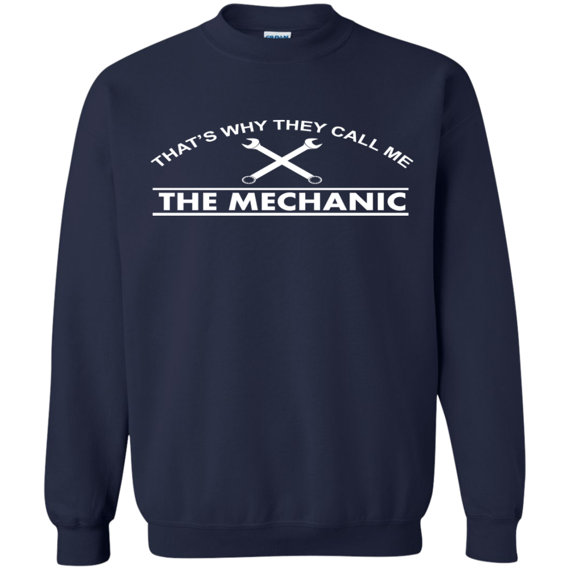 That's Why They call Me The Mechanic - TheSunCat.com - 6