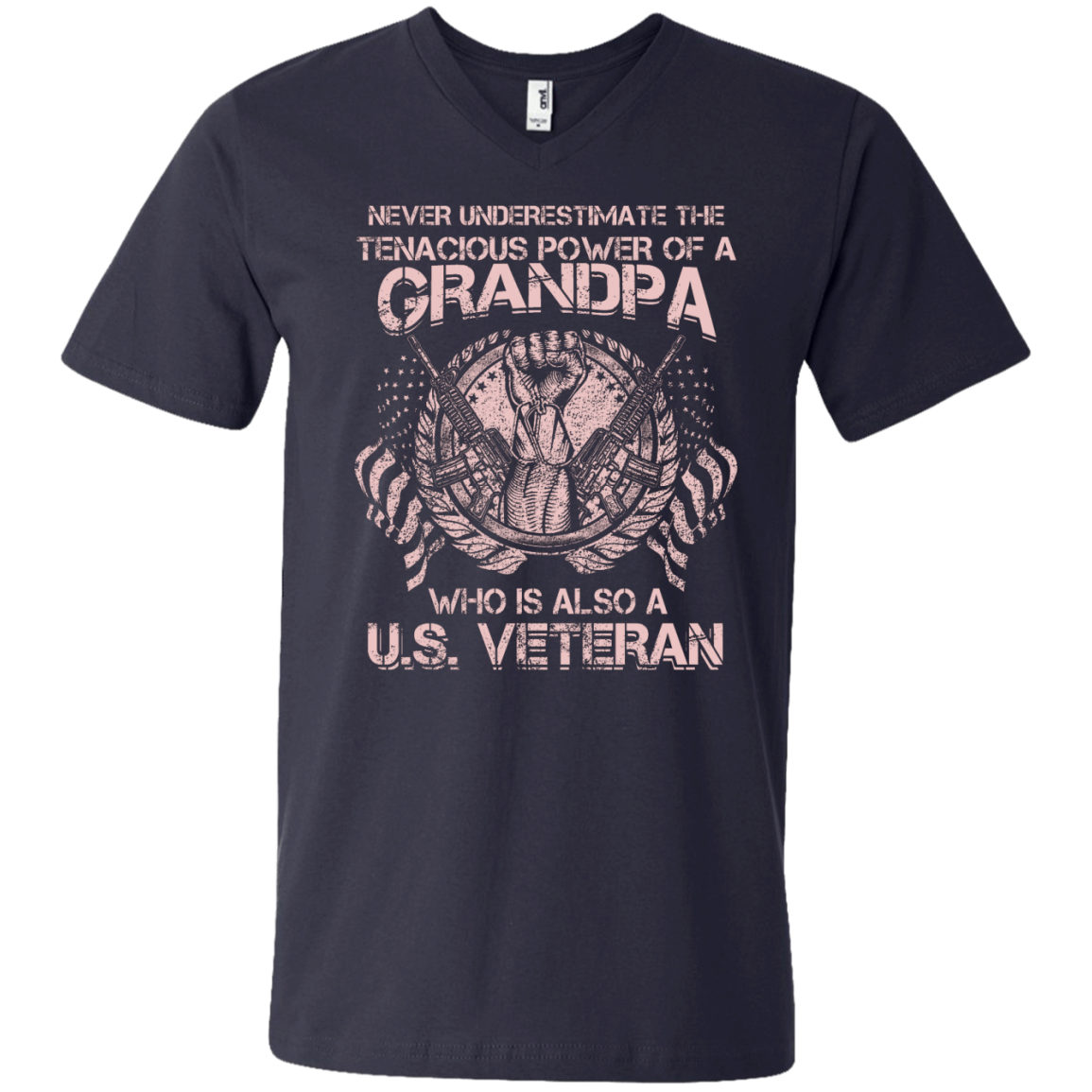 Never Underestimate The...GRANDPA Who Is Also A U.S. VETERAN - The Sun Cat