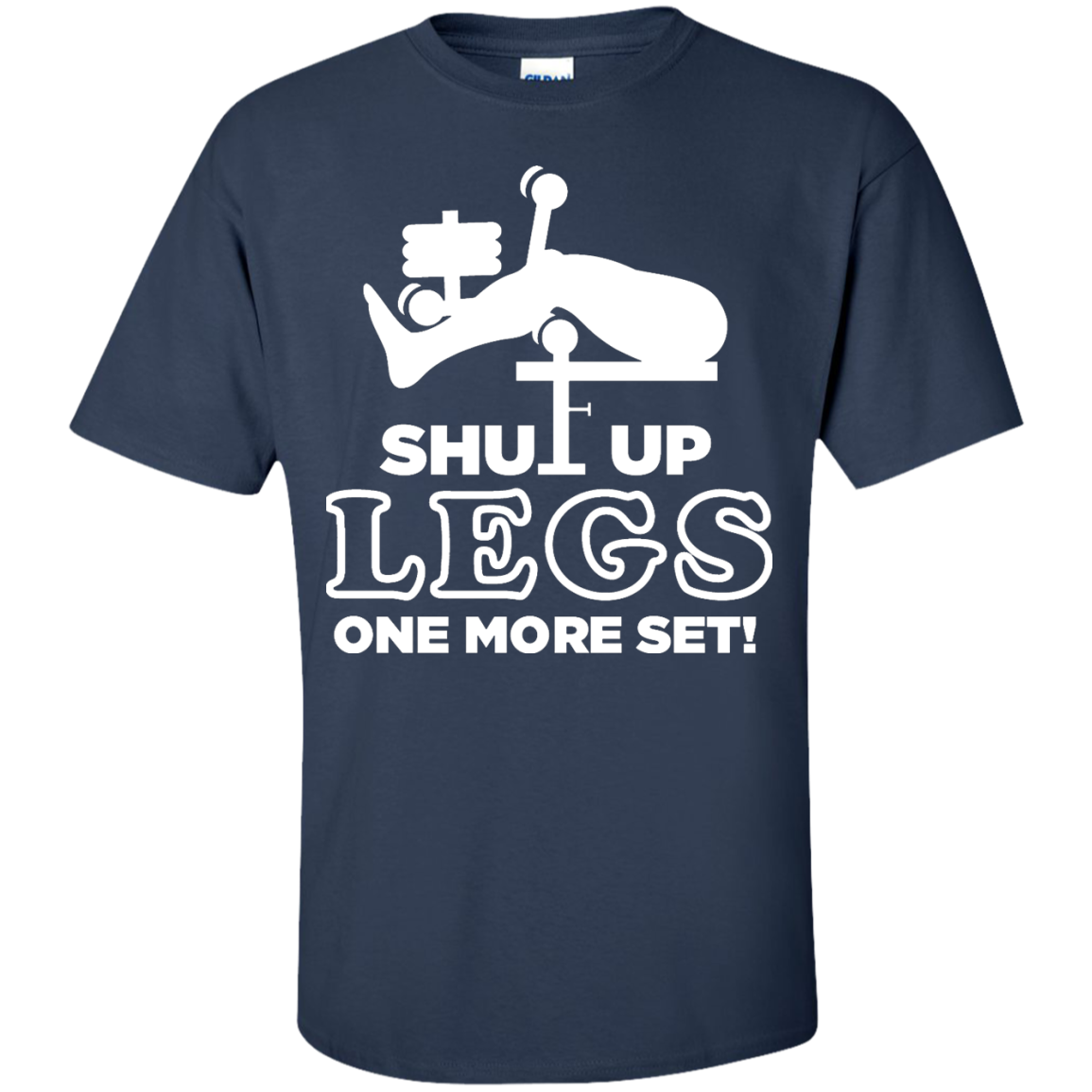 shut up legs one more set