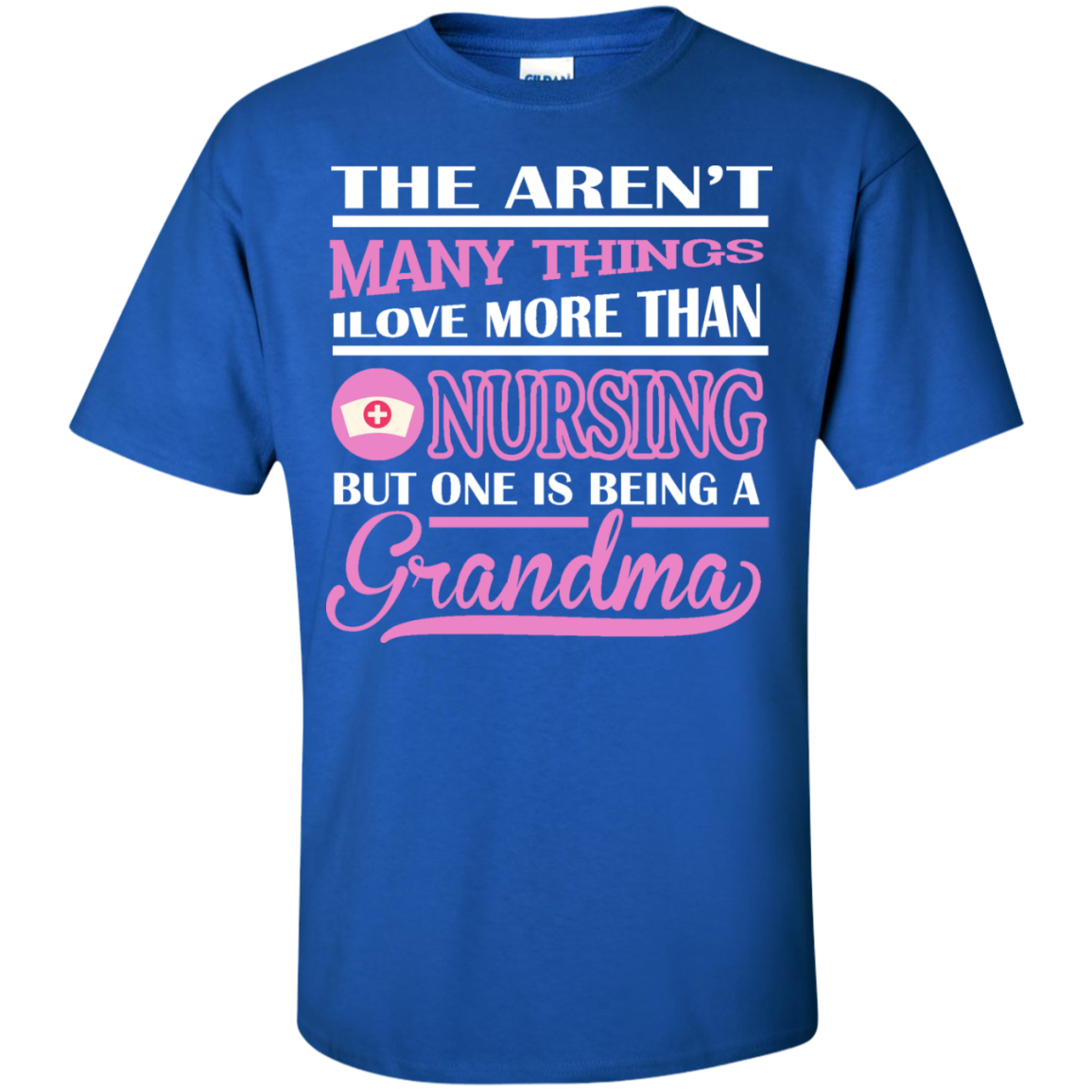 The Aren't Many Things I Love More Than Nursing But One Is Being A Grandma - TheSunCat.com - 2