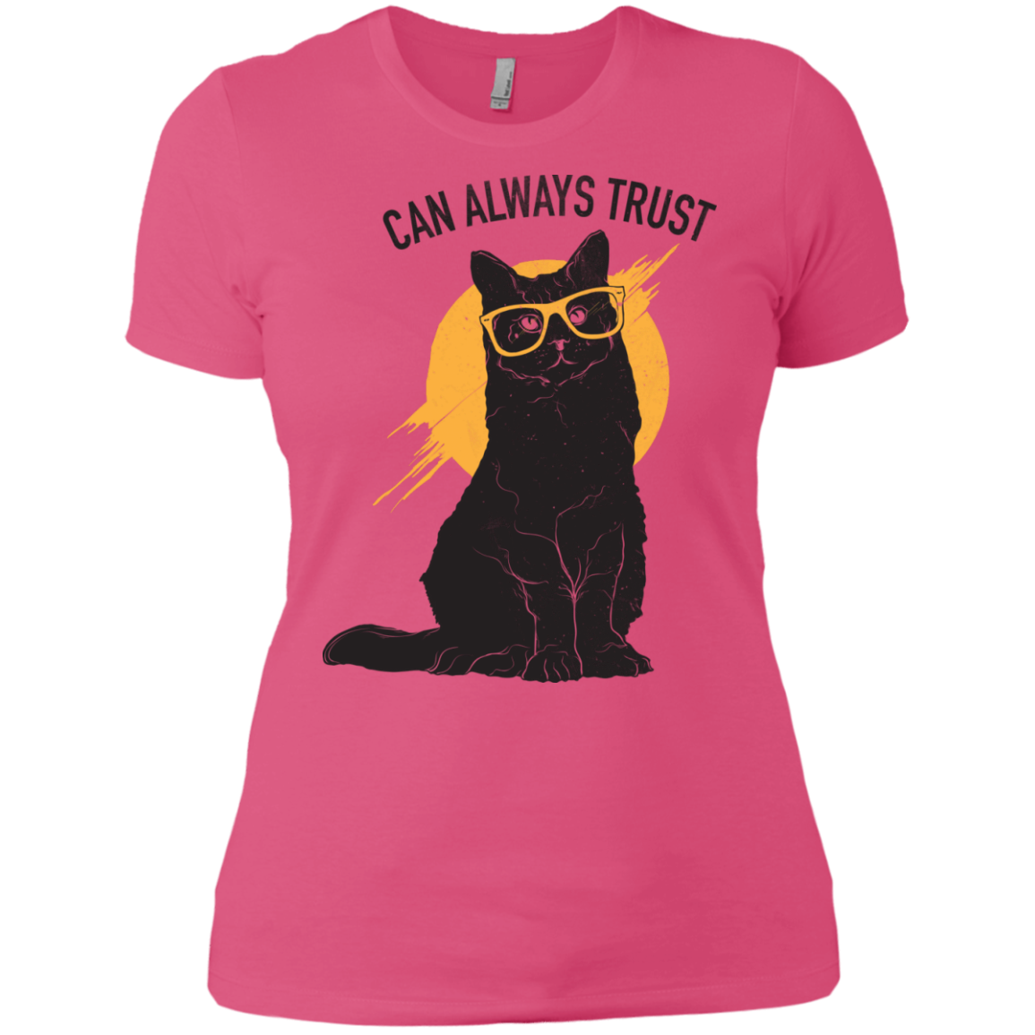 CAN ALWAYS TRUST - The Sun Cat