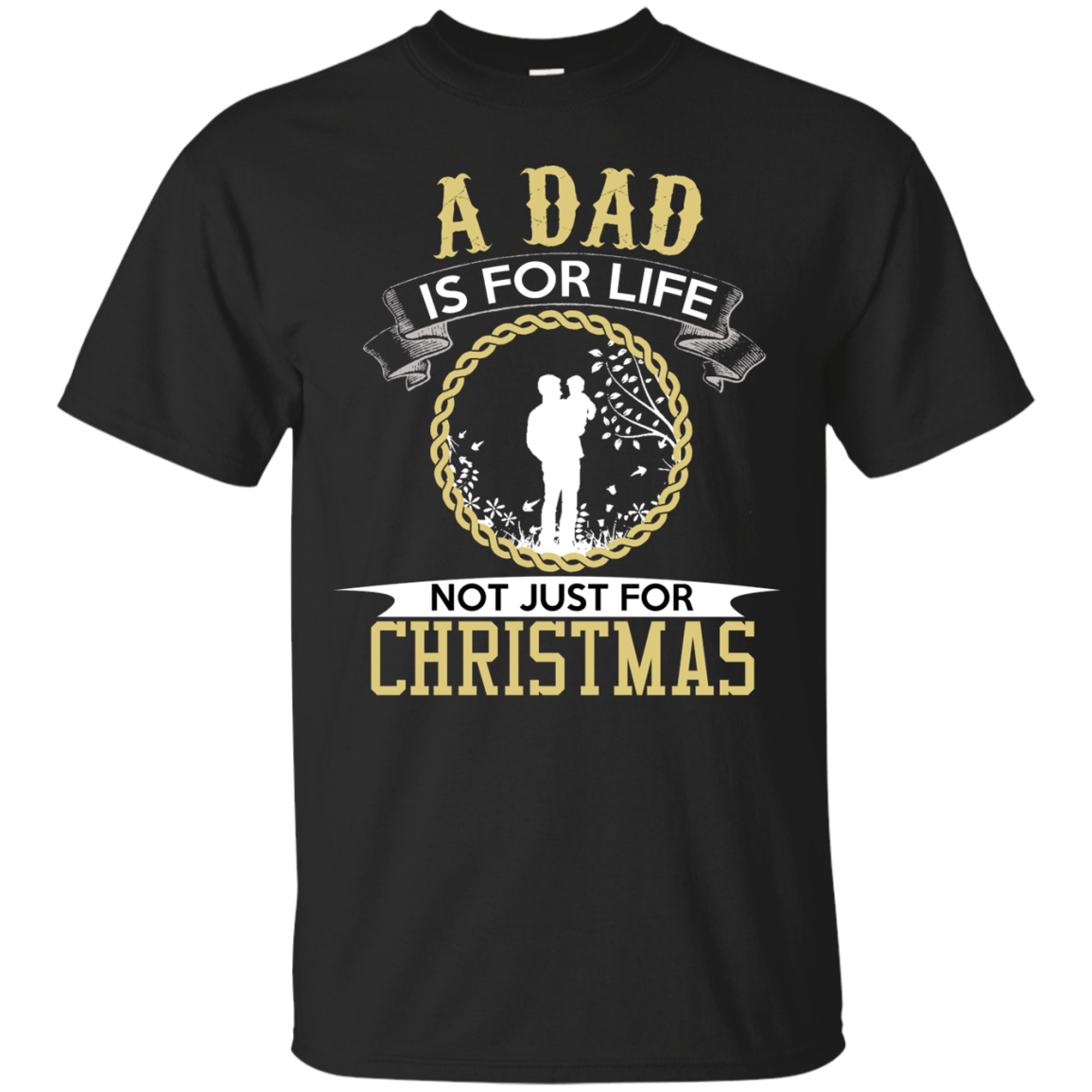 CHRISTMAS DAD Matching Family T-Shirts