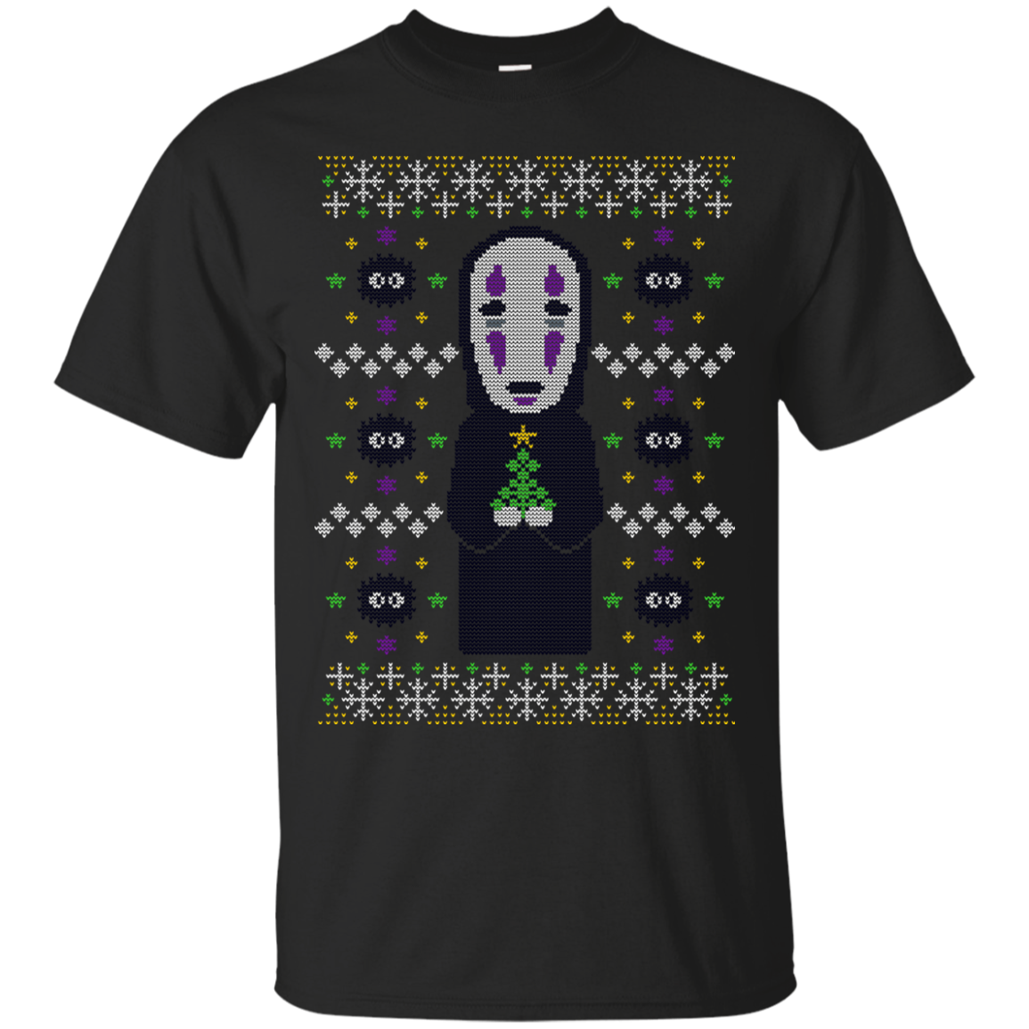 A Spirited Sweater Holiday Sweater T-Shirts Funny Ugly Christmas Sweater Shirt
