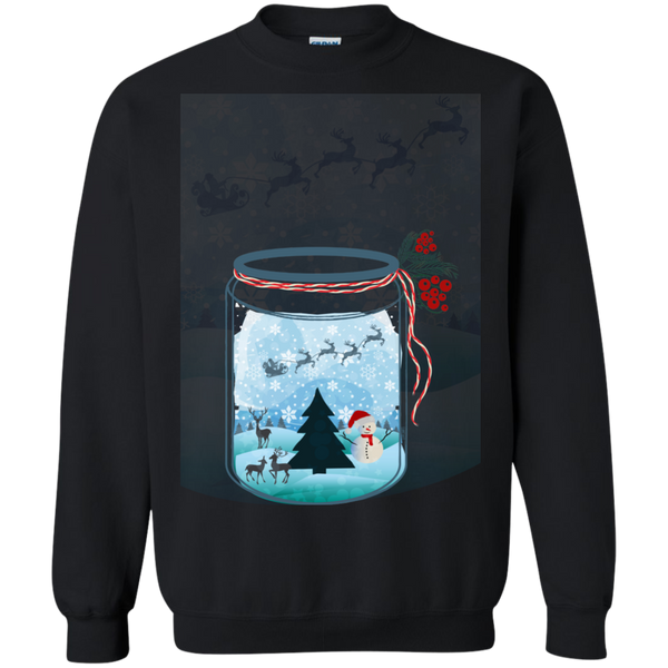 Ugly Christmas Sweaters Christmas in Jar - The Sun Cat