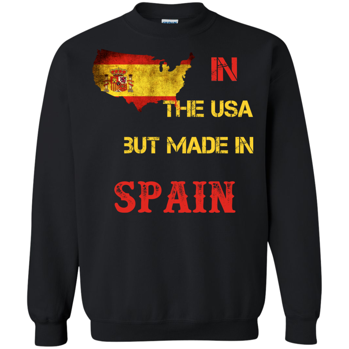 in the usa but made in spain - The Sun Cat