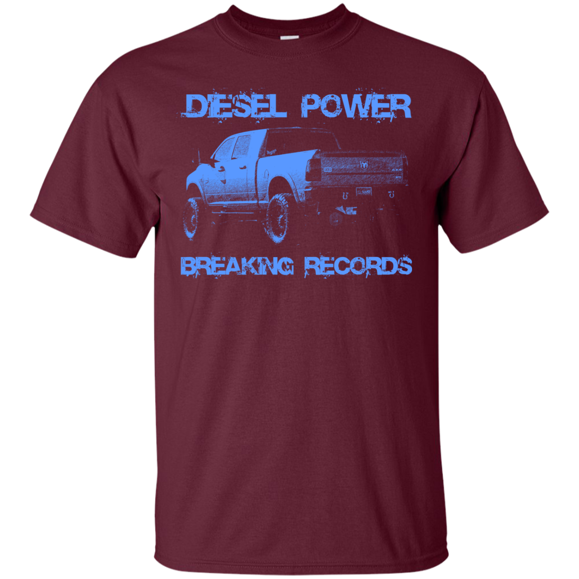 DIESEL POWER BREAKING RECORDS - The Sun Cat