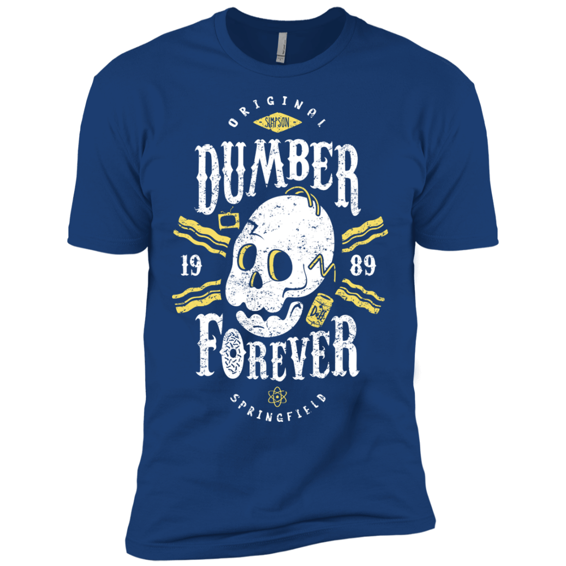 Dumber Forever Matching Family T-Shirts - The Sun Cat