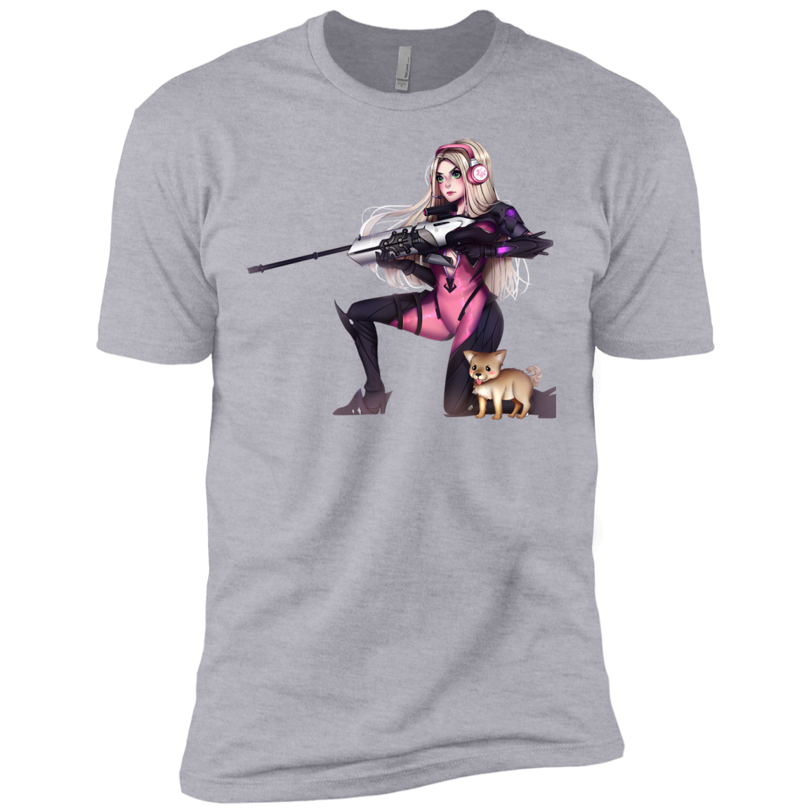 BarbieGirll & Charlie T-Shirt & Hoodie - The Sun Cat