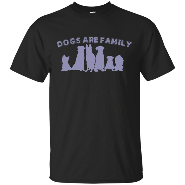 Dogs Are Family Matching Family T-Shirts - The Sun Cat