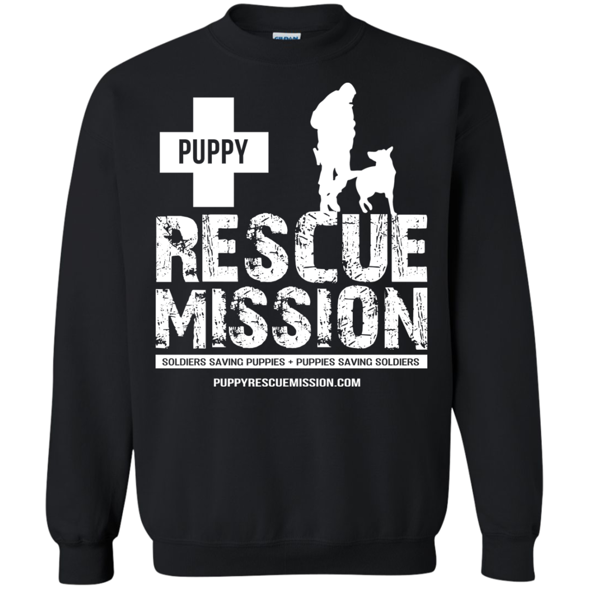 Puppy Rescue Mission T-Shirt