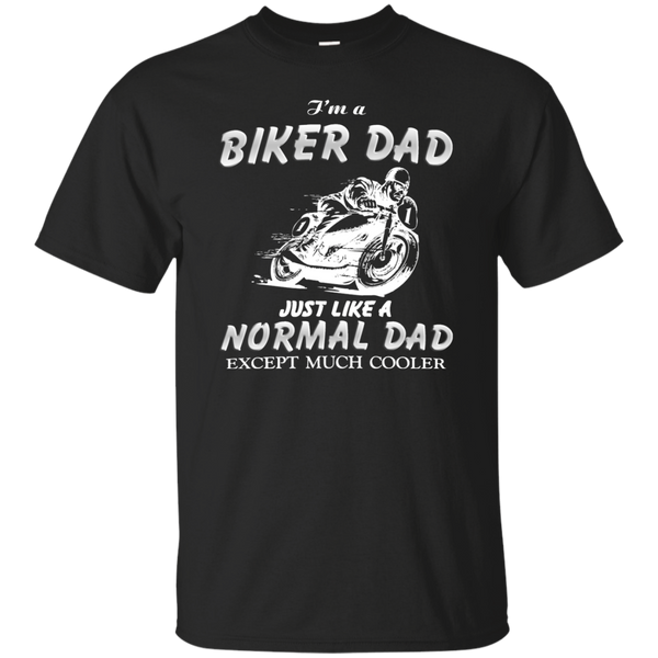 Biker DAD Matching Family T-Shirts - The Sun Cat