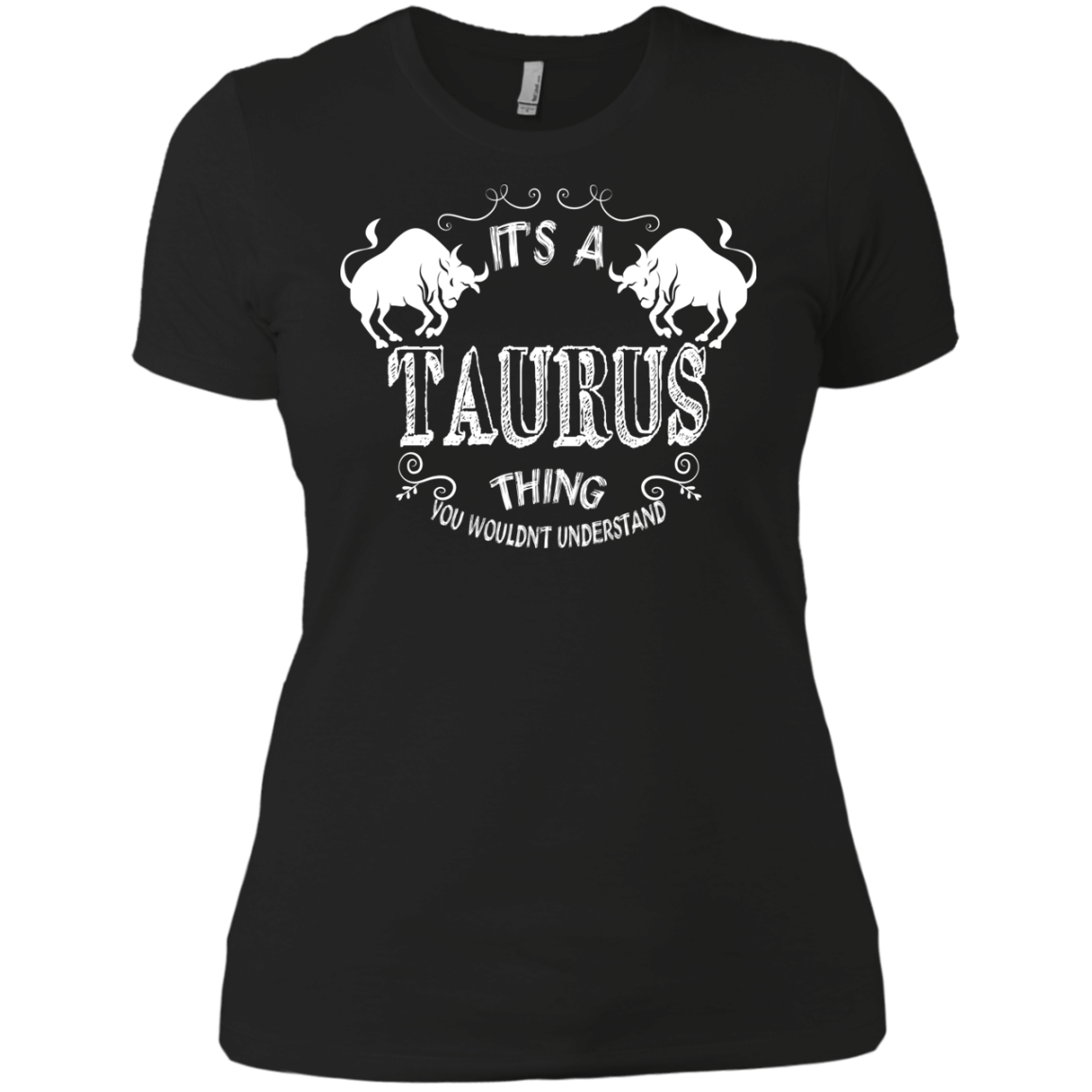 IT'S A TAURUS THING...YOU WOULDN'T UNDERSTAND - ZODIAC T SHIRT - The Sun Cat