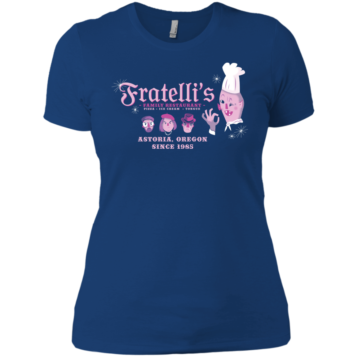 Fratelli's Family Restaurant Matching Family T-Shirts - The Sun Cat