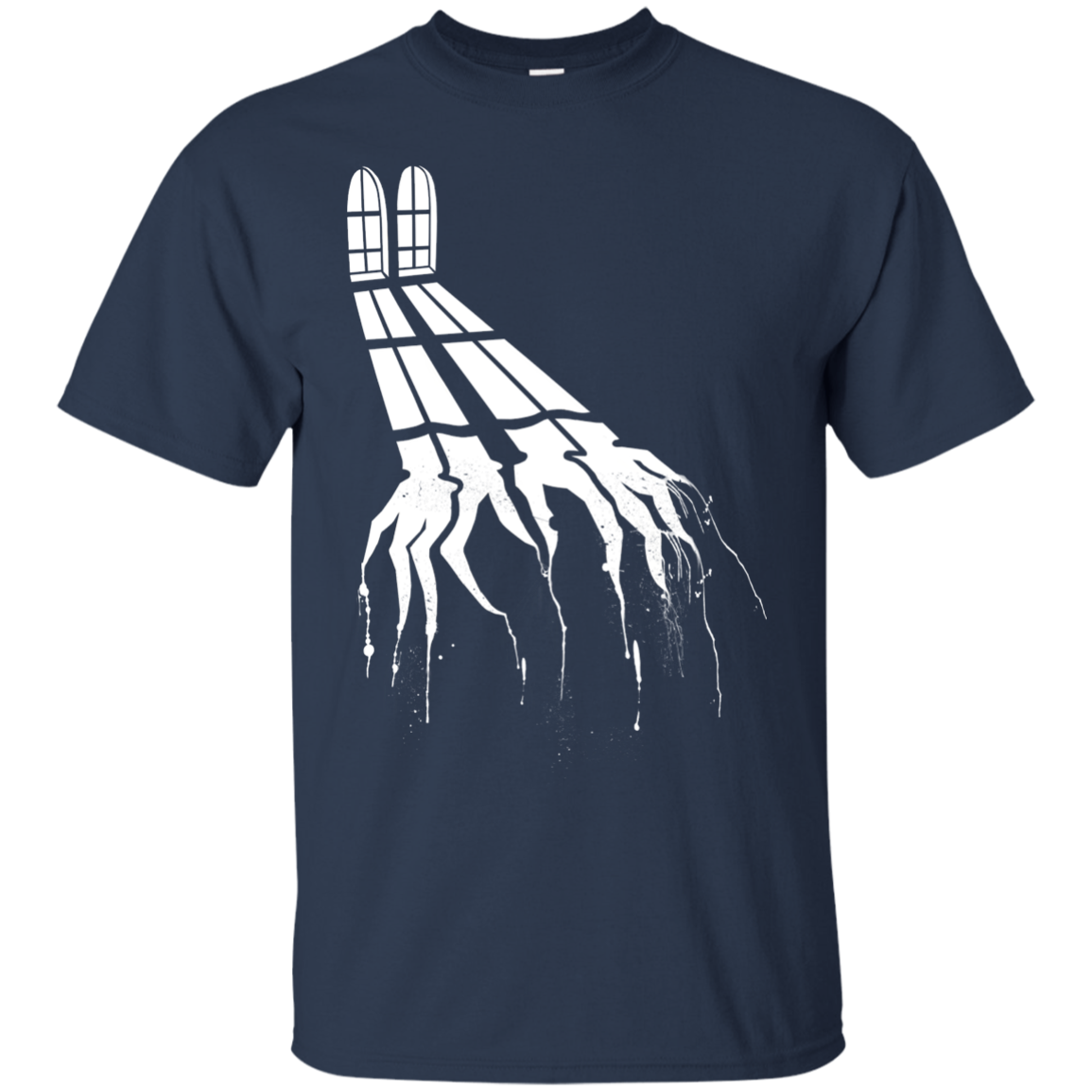 Creepy Window T-Shirts, Hoodies - The Sun Cat