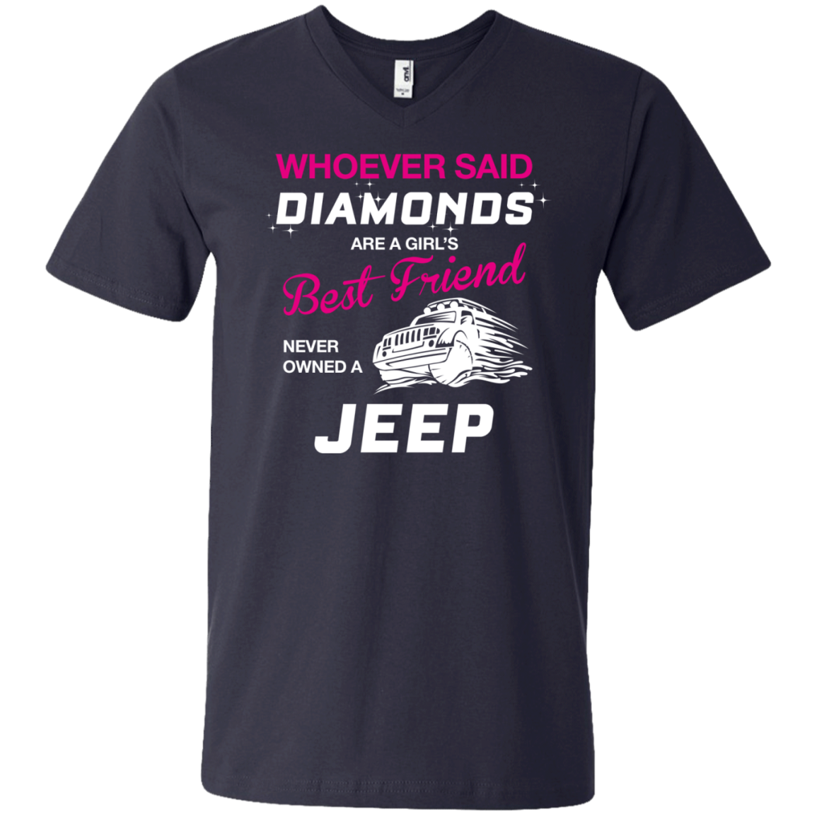 Whoever said DIAMONDS are a girl's Best Friend never owned a JEEP - TheSunCat.com - 8