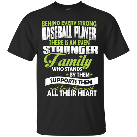 Behind Every Strong Baseball Player There Is An Even Stronger Family W...