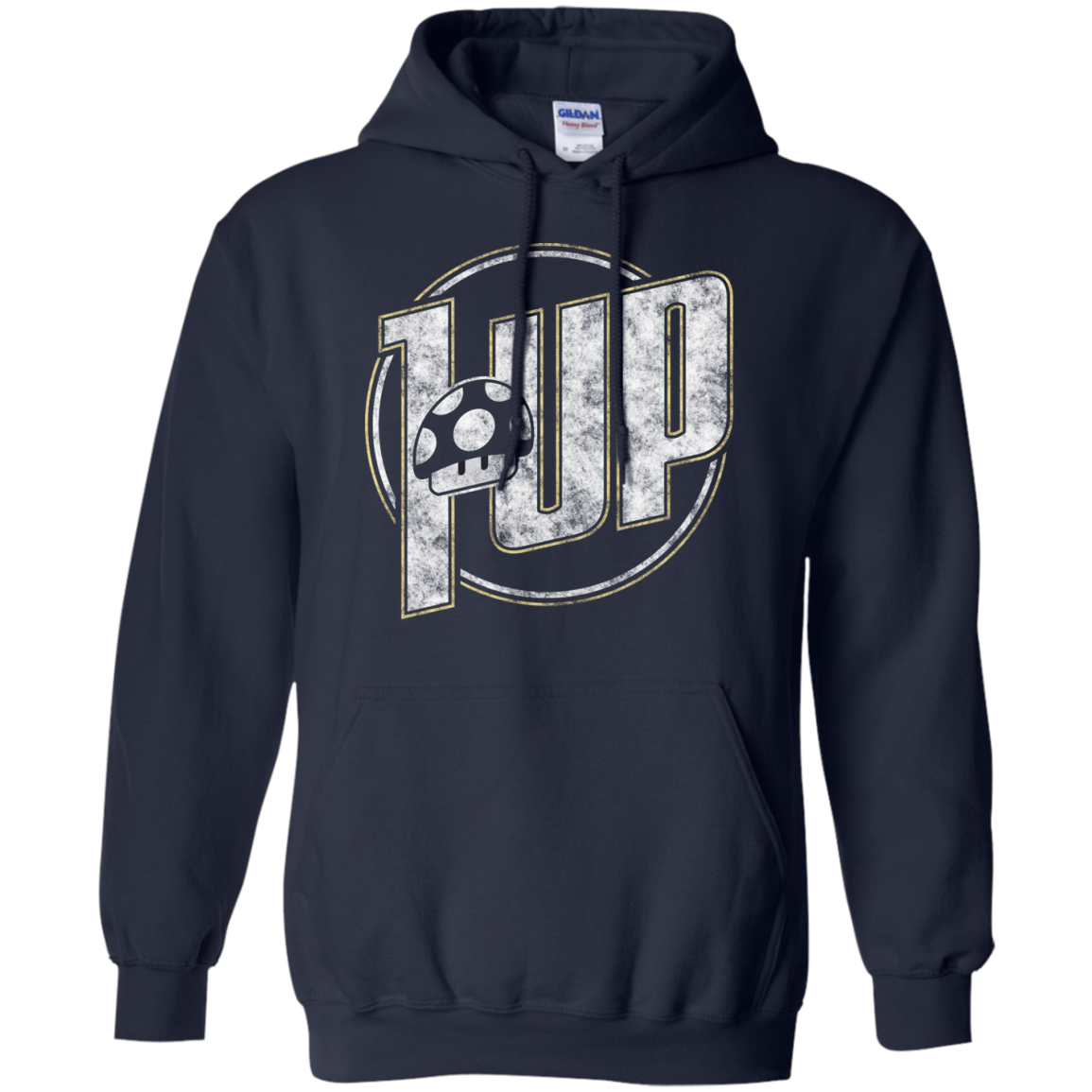 1-UP T-Shirt Hoodie Sweatshirt - The Sun Cat