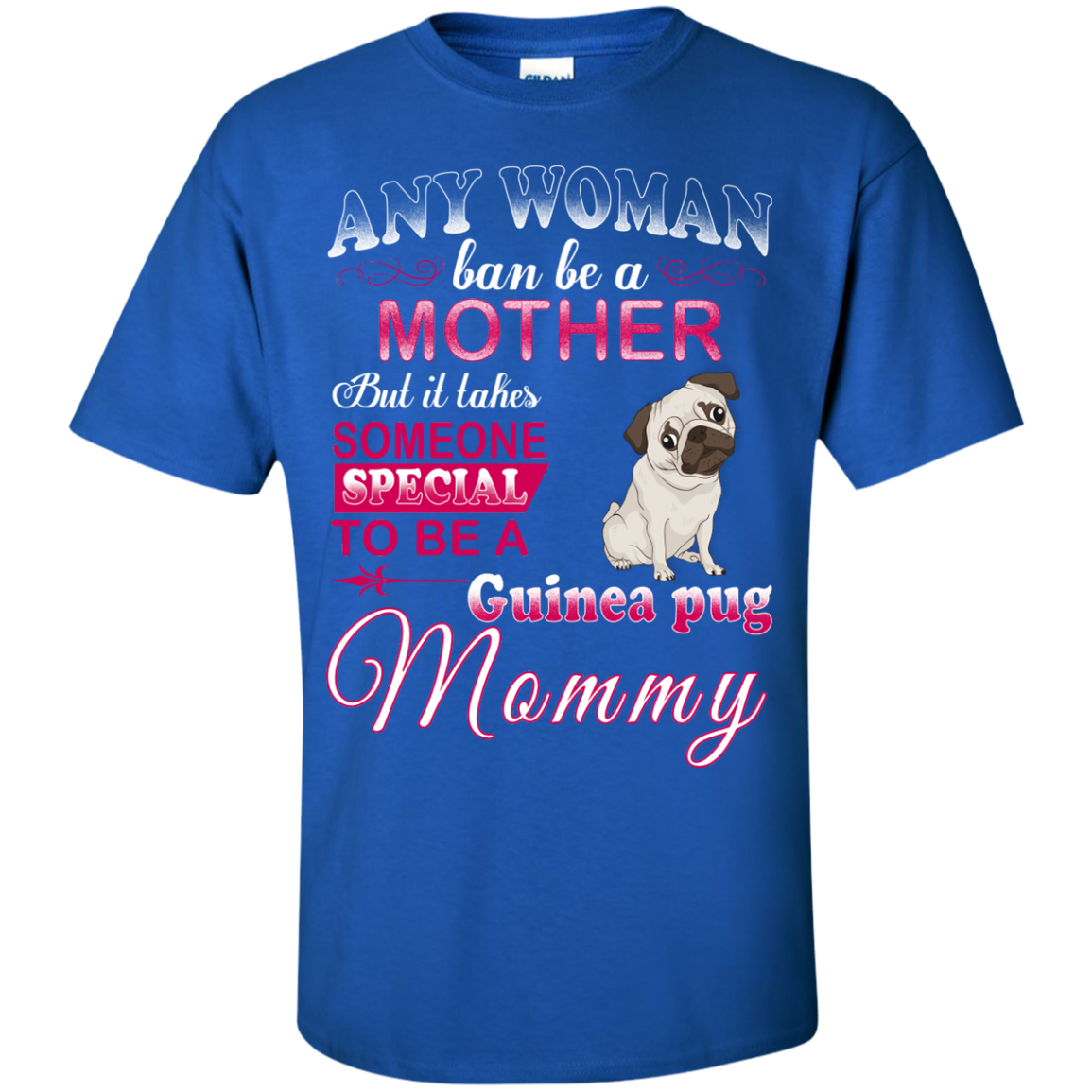 ANY WOMAN BAN BE A MOTHER BUT IT TAKES SOMEONE SPECIAL TO BE A GUINEA PUG MOMMY - The Sun Cat
