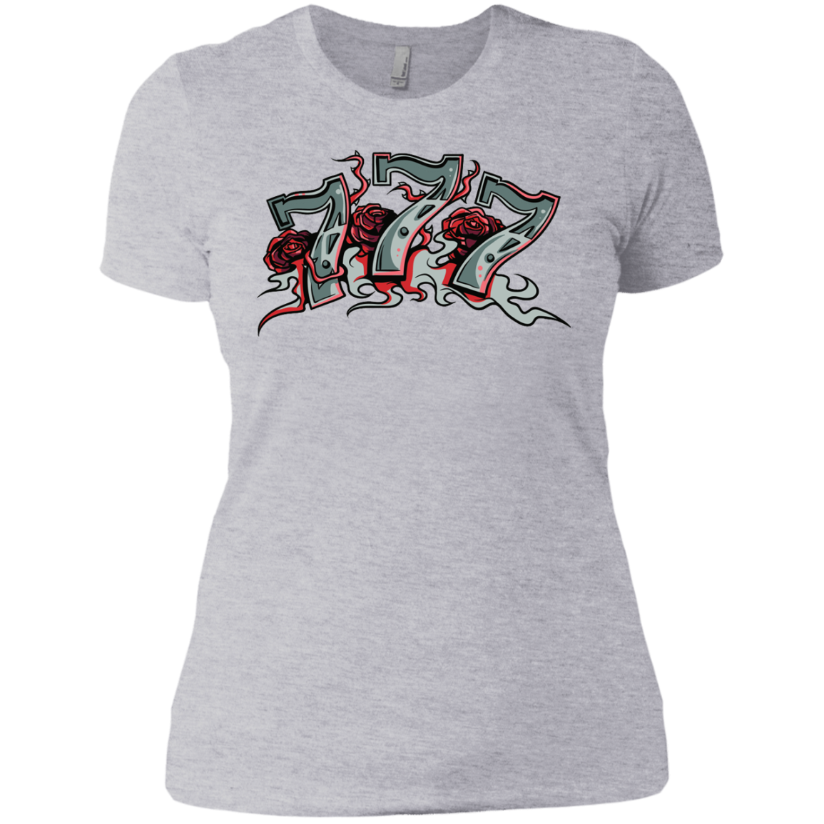 777 Lucky Slot Machine Numbers Jackpot T-Shirt & Hoodie - The Sun Cat