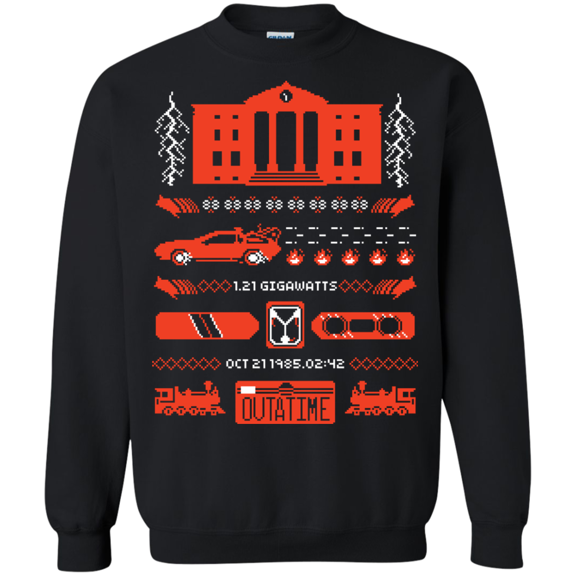 1.21 Stitches Ugly Christmas Sweaters