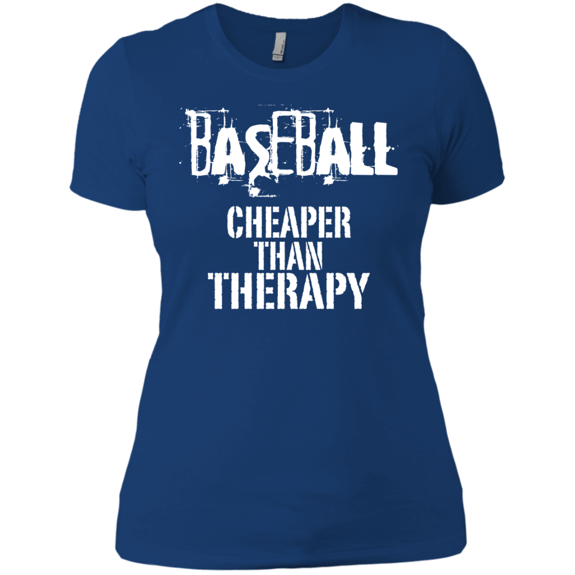 Baseball, Cheaper Than Therapy T-Shirts and Hoodie - The Sun Cat