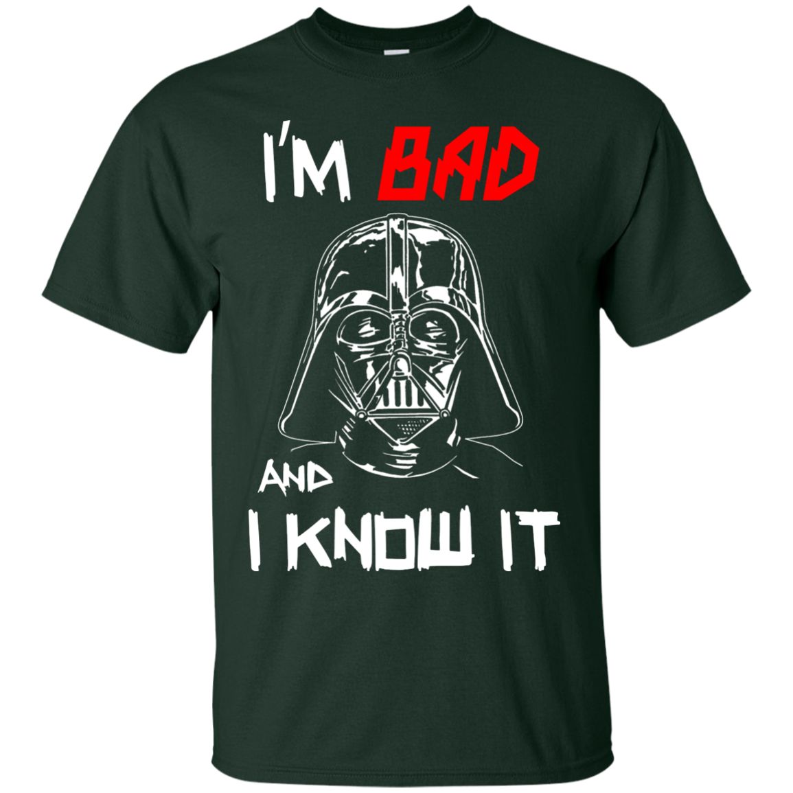 Bad Darth Vader Star Wars Shop Gifts T Shirts Hoodies Sweatshirts Tank Top - The Sun Cat