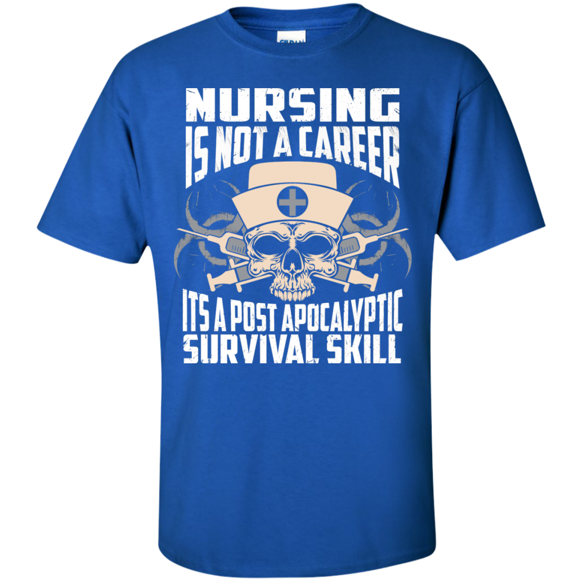 Nursing is NOt A Career it's a post apocalyptic Survival Skill - TheSunCat.com - 3