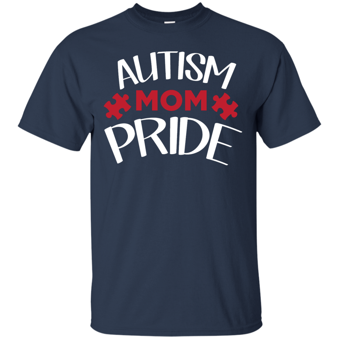 Autism Awareness Mom Pride T-SHIRTS HOODIES TANK TOPS - The Sun Cat